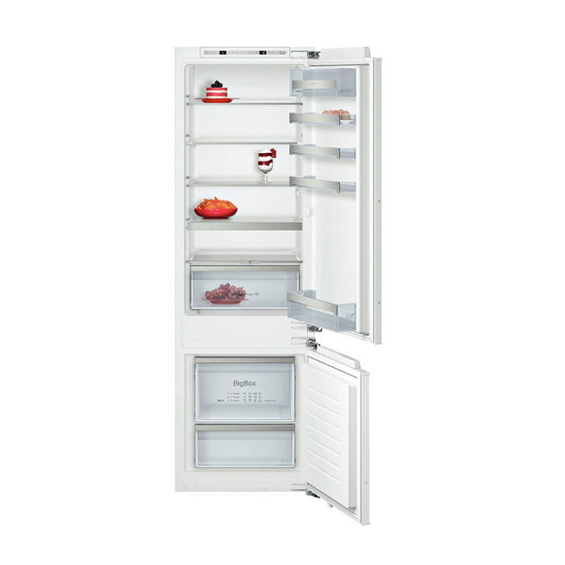 Neff KI6873F30G Built in Bottom Freezer