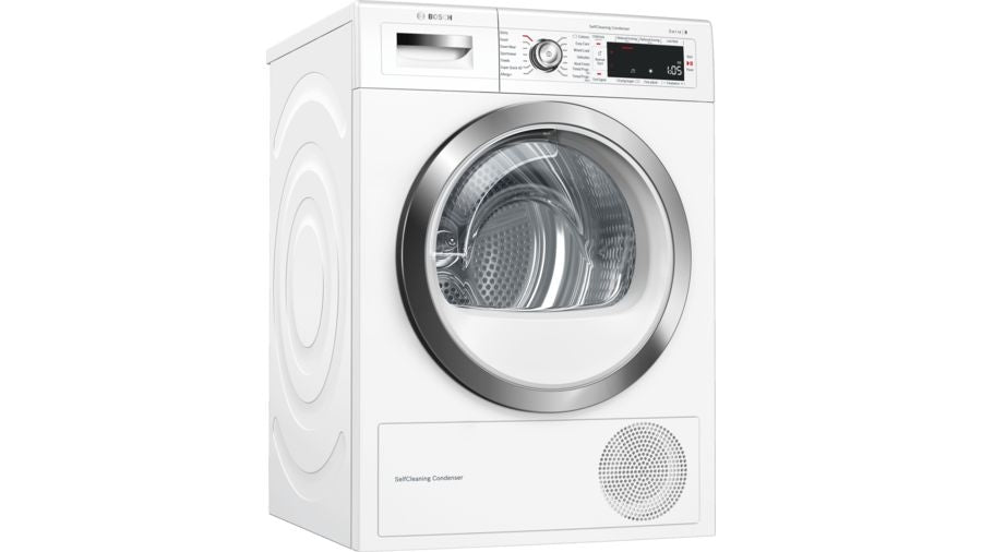 Bosch Serie | 6 Condenser tumble dryer with heat pump WTWH7660GB