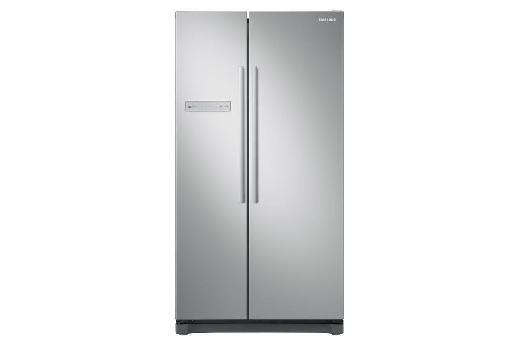 Samsung RS54N3103SA American Style Frost Free Fridge Freezer with All-Around Cooling - Graphite