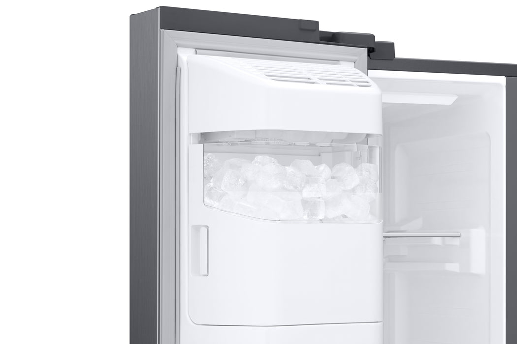 Samsung RS68N8230S9 Silver RS8000 American Style Fridge Freezer