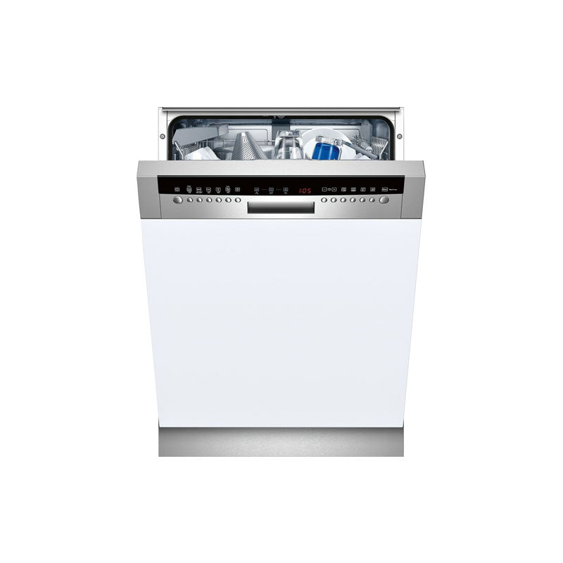 Neff S41E50N1GB 60cm Semi Integrated Standard Dishwasher