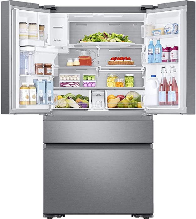 Samsung RF23M8080SR American Style Multi Door Fridge Freezer - Stainless Steel [Energy Class A+]