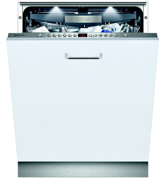 Neff S71M66X1GB Fully Integrated 60cm Dishwasher
