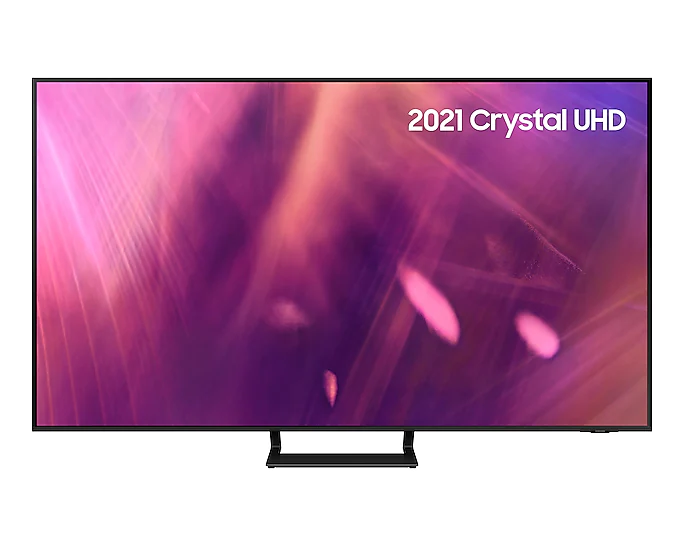 "75"" UE75AU9000 Crystal UHD 4K HDR Smart TV"