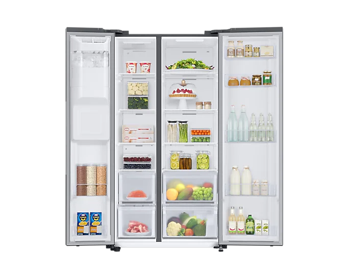 RS67A8810S9/EU RS8000 7 Series American Style Fridge Freezer with SpaceMax™ Technology