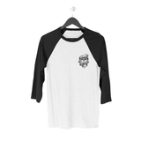 STILL ALIVE RAGLAN TOP
