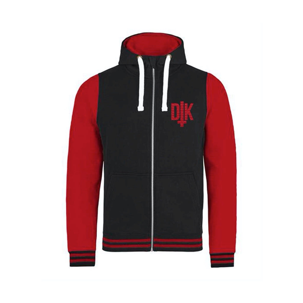 (PRE-ORDER) DTK Essentials Varsity Zip Up Hoody