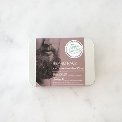Australian Natural Soap Co Beard Pack