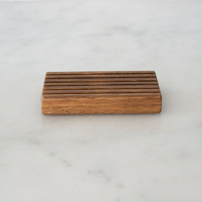 Australian Natural Soap Co Reclaimed Wood Soap Dish