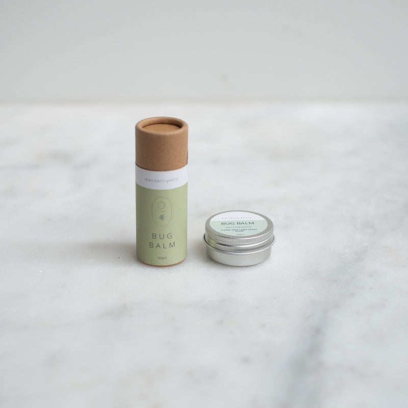 Wanderlightly Natural Bug Balm