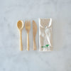 Green Essentials Bamboo Cutlery Three Set