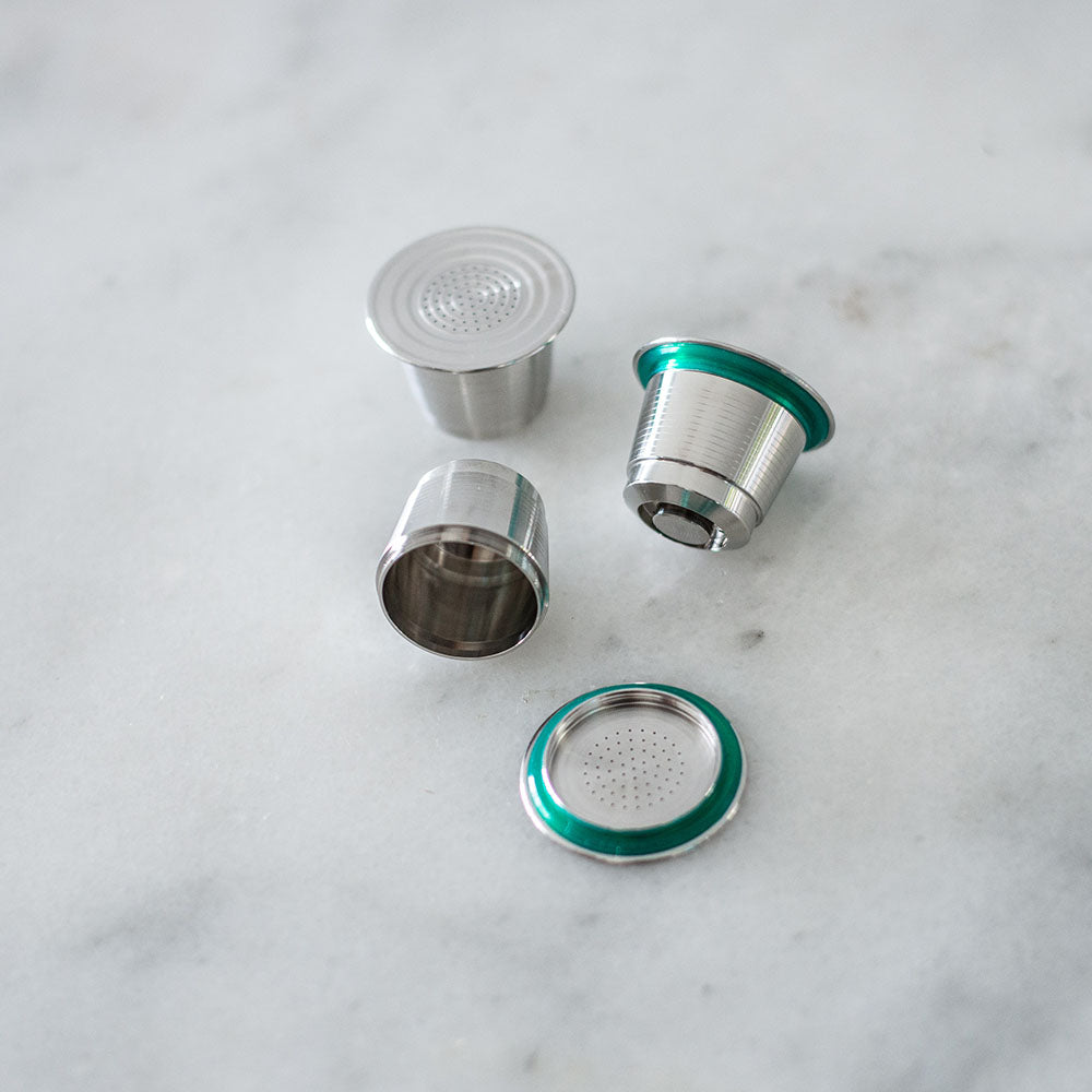 Pod Star Reusable Coffee Espresso Capsule