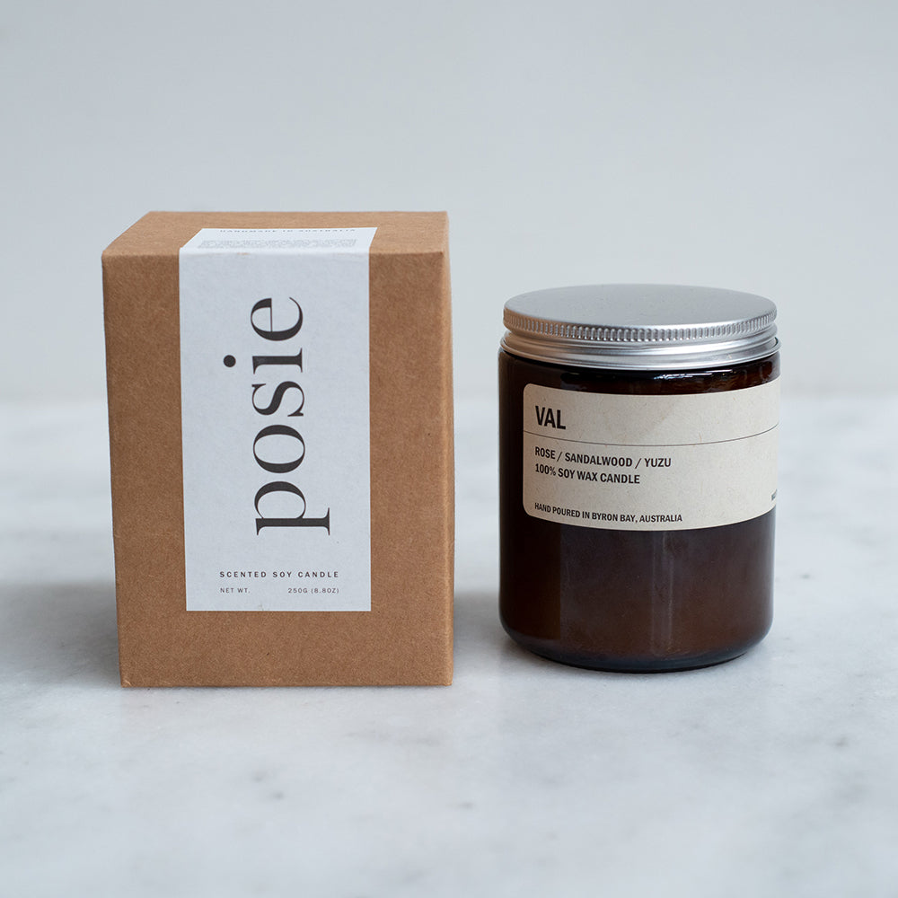 Posie Candle Amber - 250g