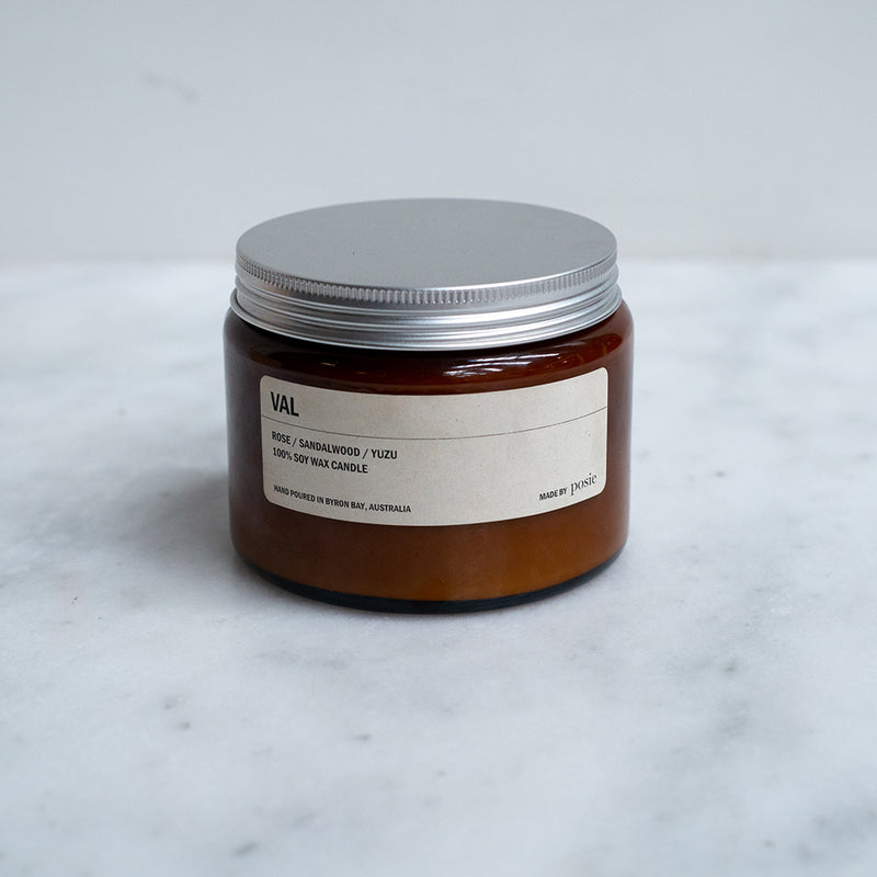 Posie Candle Amber - 500g