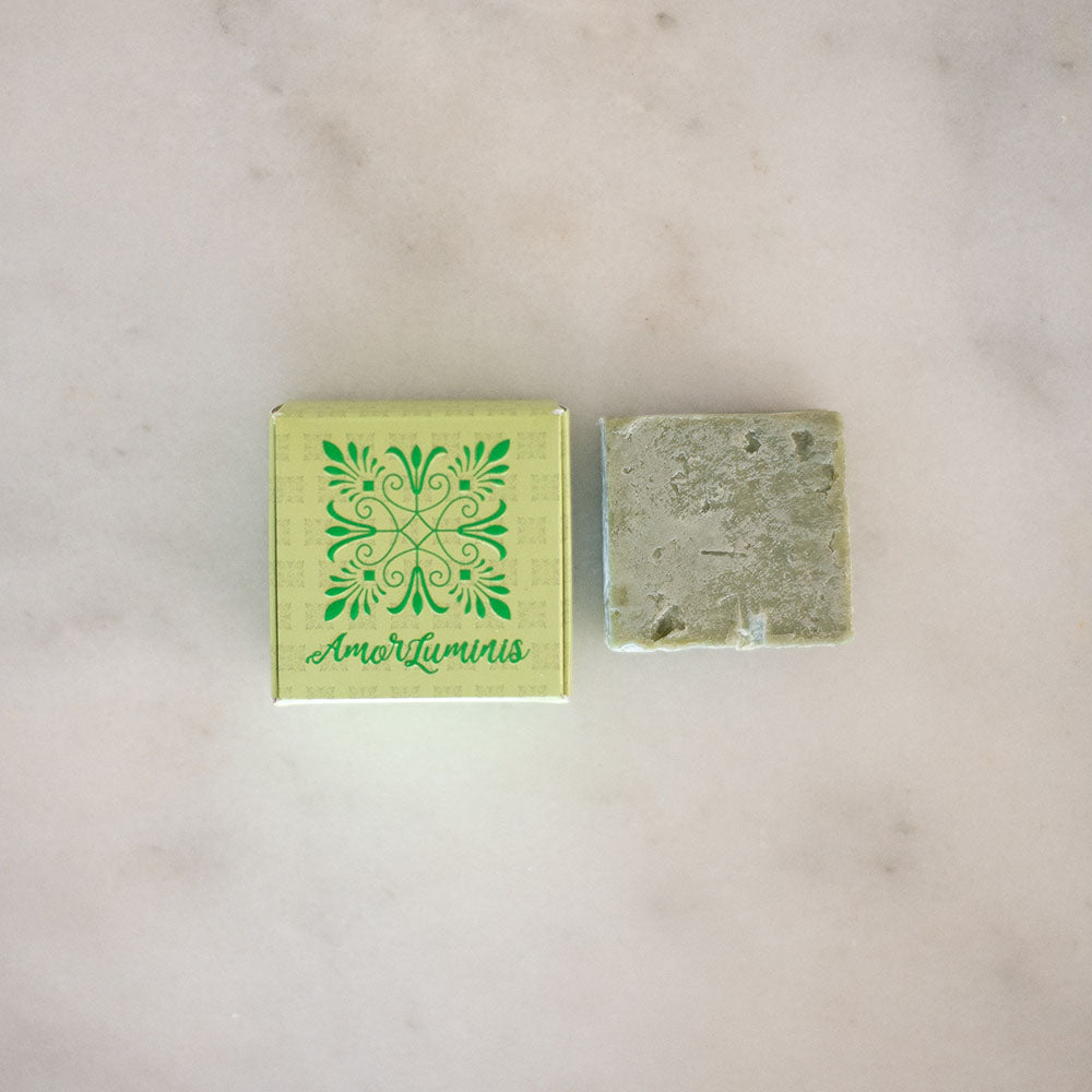 Amor Luminous Shampoo Bar - Lily - Fine & Oily Hair