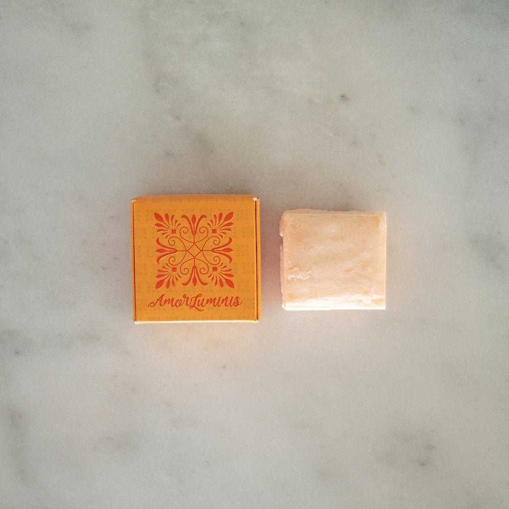 Amor Luminous Conditioner Bar - Lola - Fine & Oily Hair