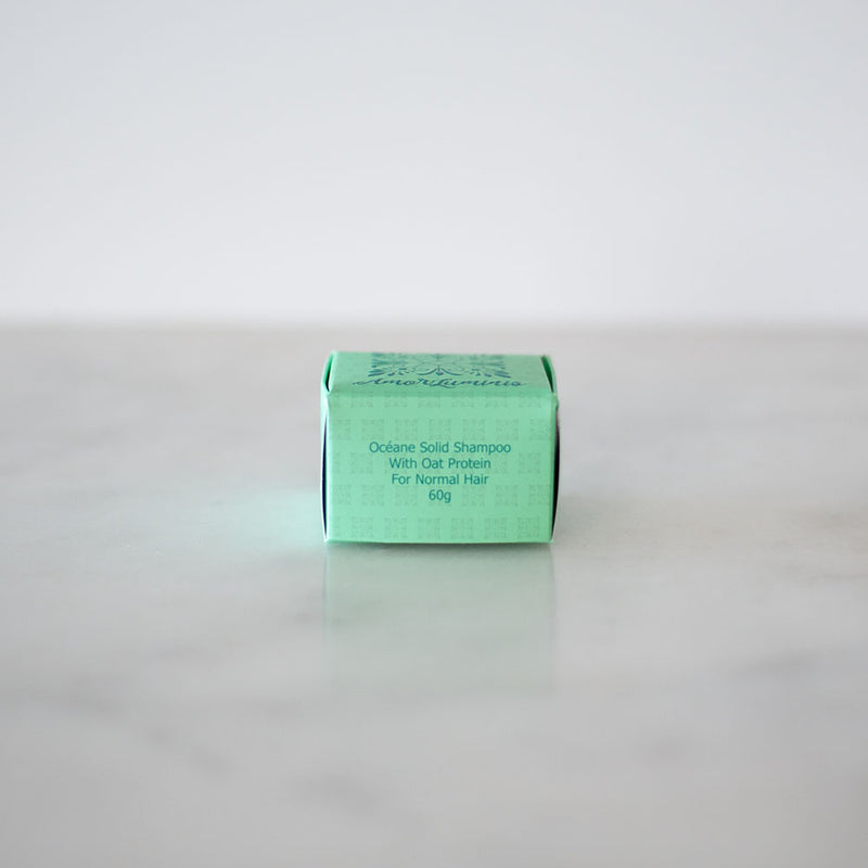 Amor Luminous Shampoo Bar - Oceane - Normal Hair