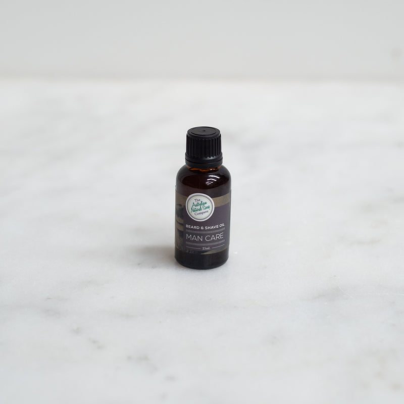 Australian Natural Soap Co Beard & Shave Oil