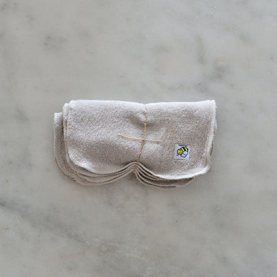 Baby BeeHinds Organic Cotton Nappy Wipes - 5 pack