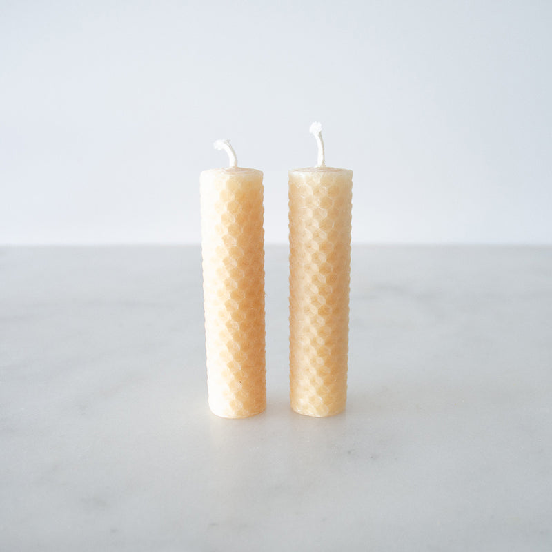 Blume Beeswax Candle - Dynamite Duo Pack
