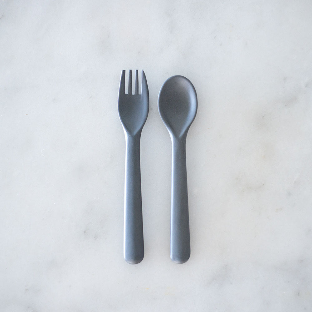 Cink Bamboo Fork & Spoon