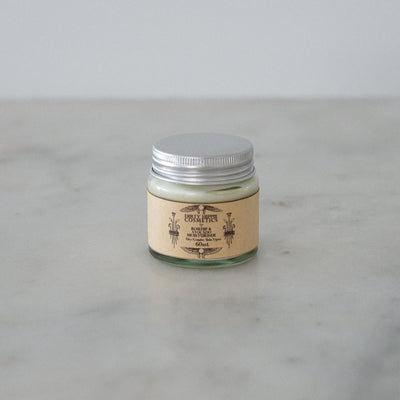 Dirty Hippie Organic Vegan Moisturiser - Rosehip & Avocado