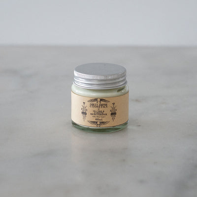 Dirty Hippie Organic Vegan Moisturiser - Tea Tree & Tamanu