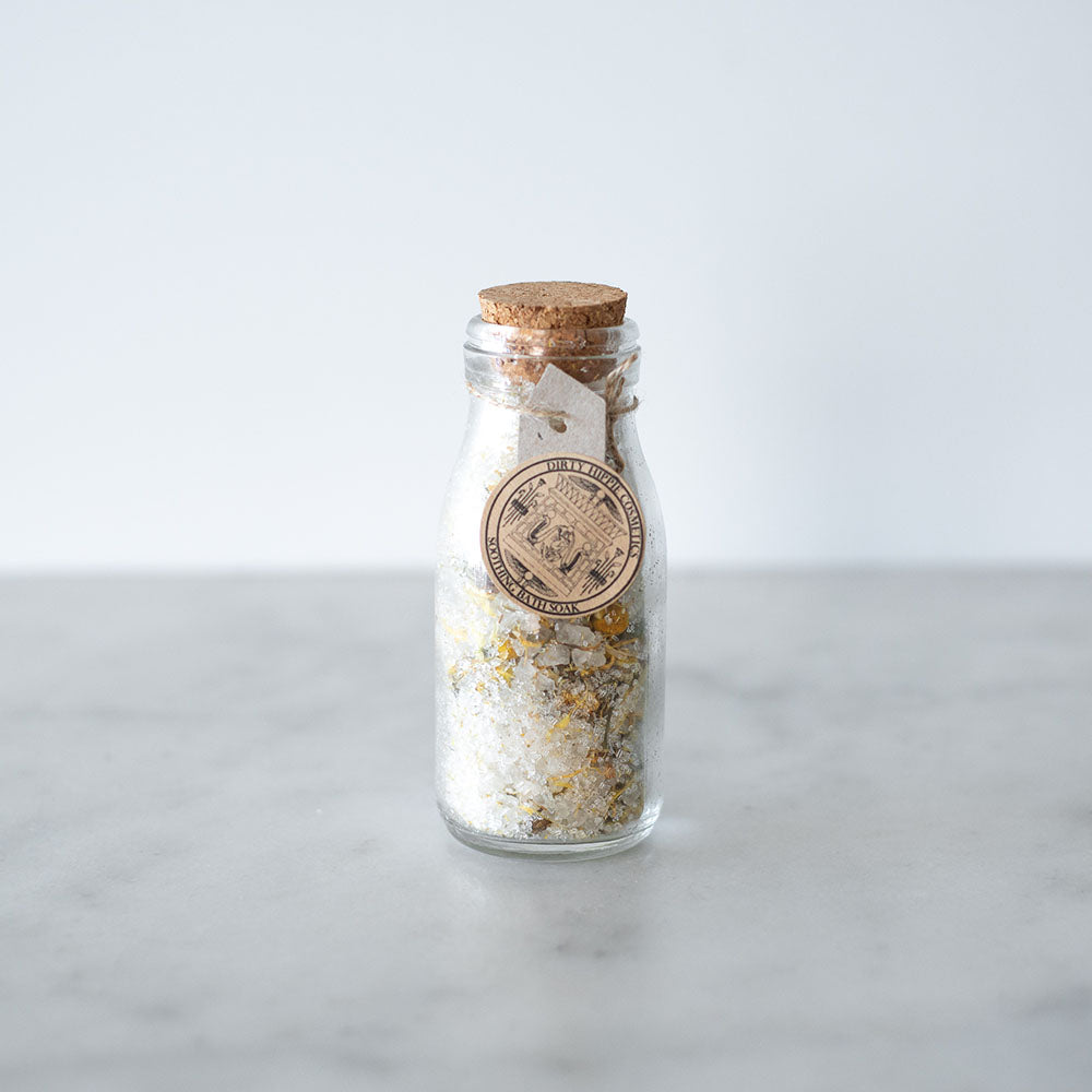 Dirty Hippie Bath Soak - Soothing