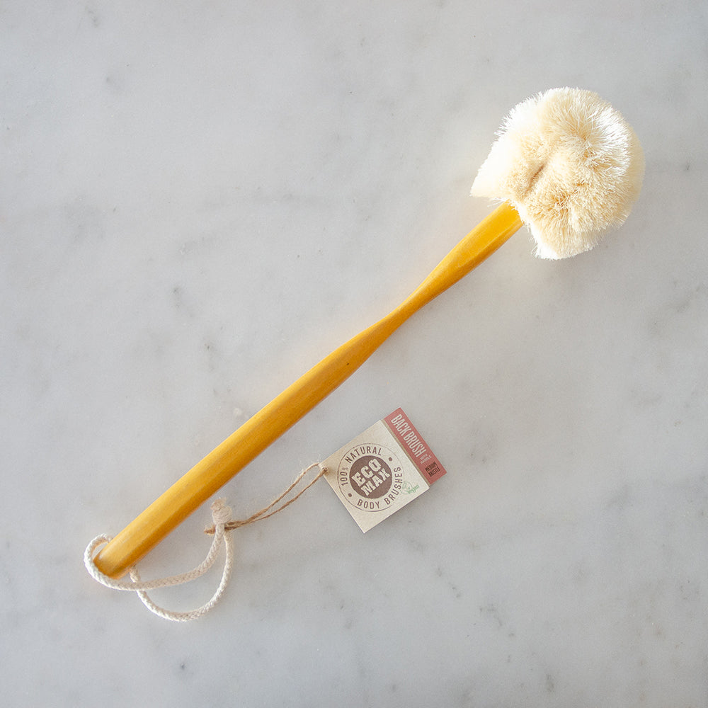 Eco Max Long Handled Back Brush