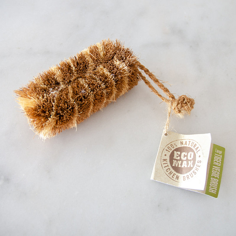 Eco Max Tiger Veggie Brush - Large