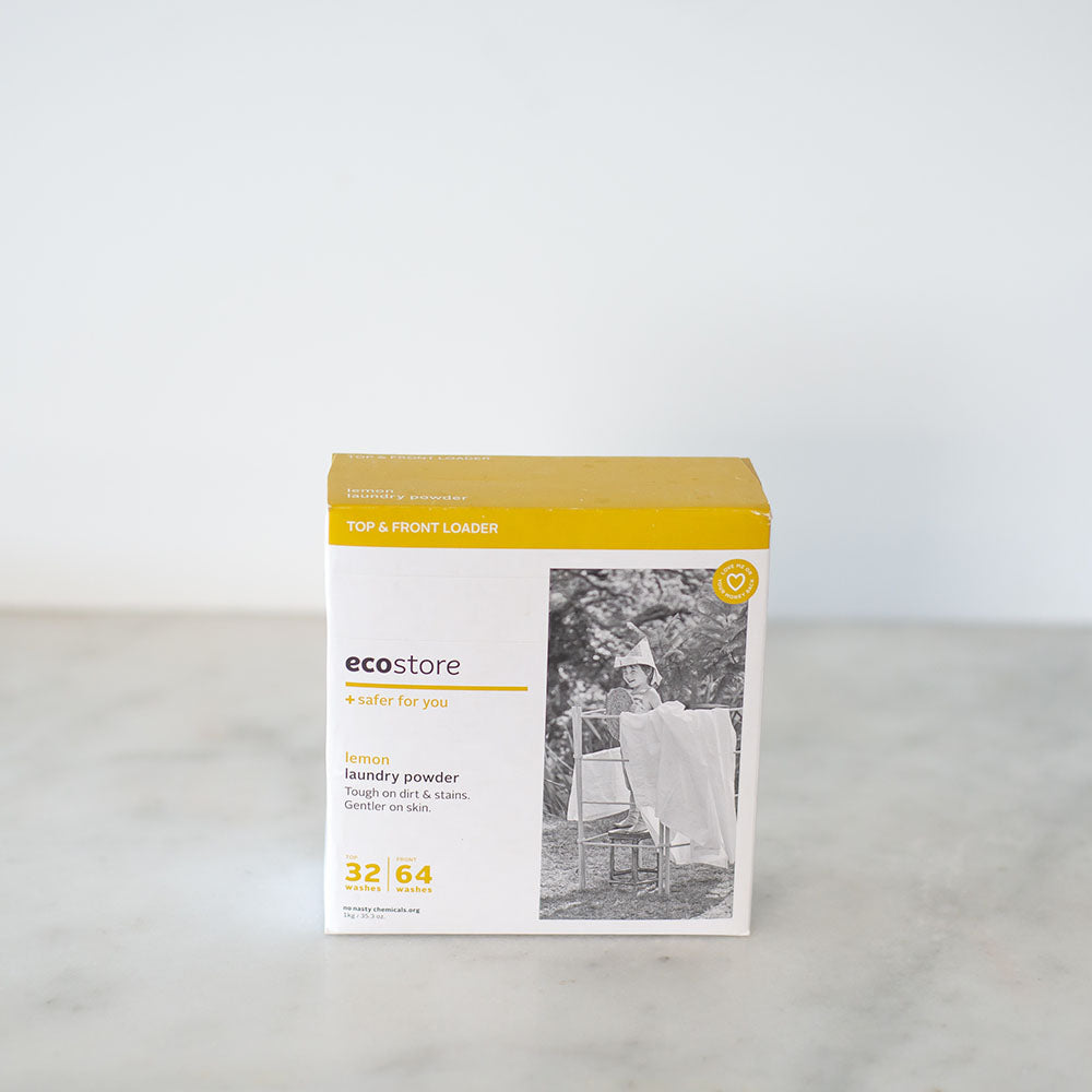 Ecostore Laundry Powder - 1kg - Lemon