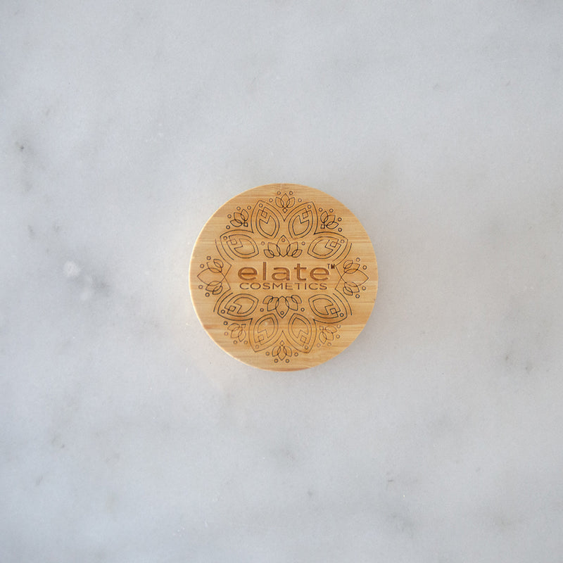 Elate Bamboo Blush Compact - Empty
