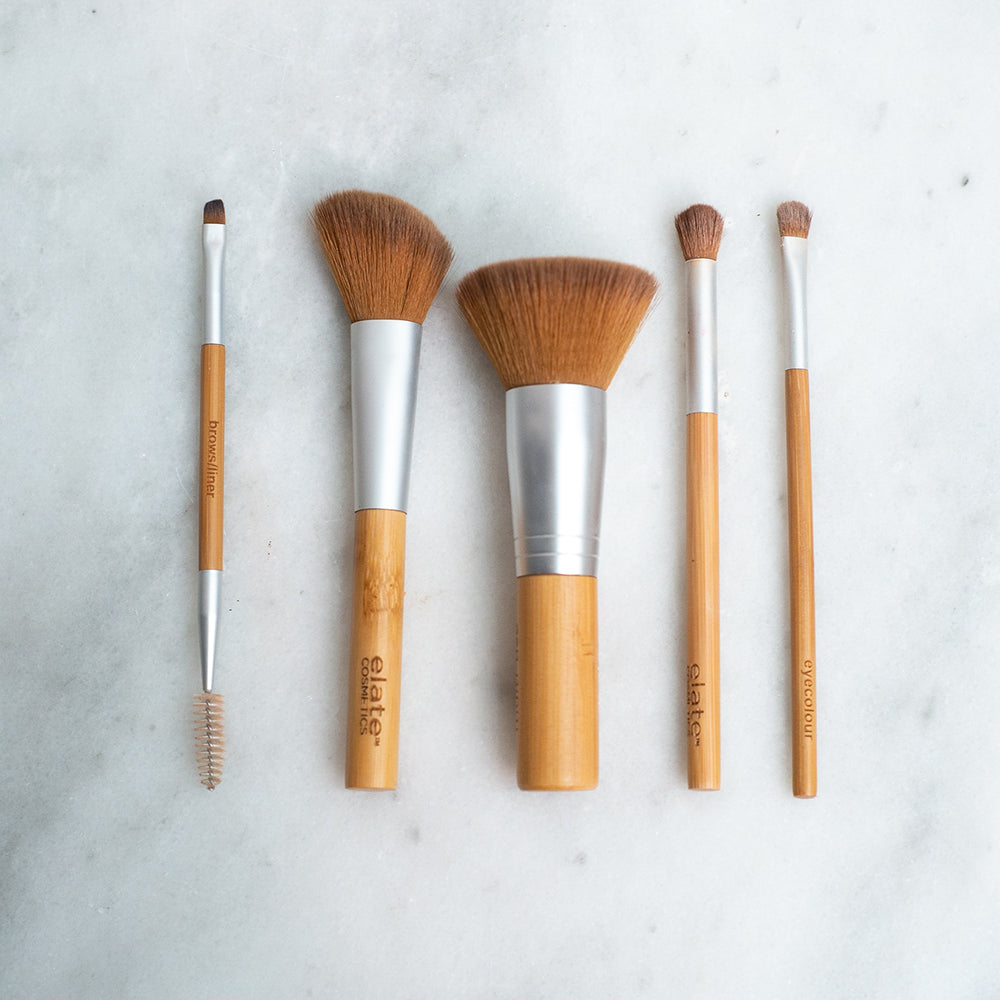 Elate Vegan Brush Set