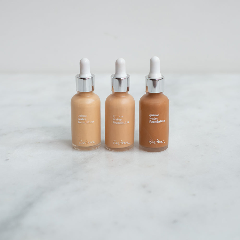 Ere Perez Quinoa Water Foundations