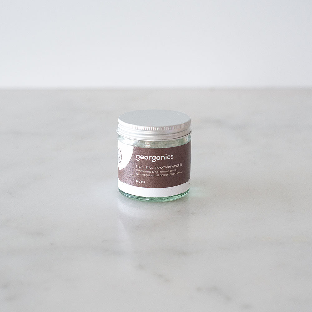 Georganics Tooth Powder - Pure