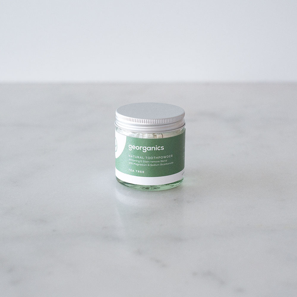 Georganics Tooth Powder - Tea Tree
