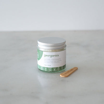 Georganics Toothpaste - Tea Tree