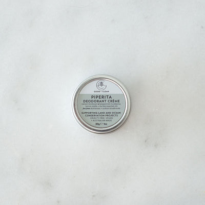 Good & Clean Deodorant - Piperita