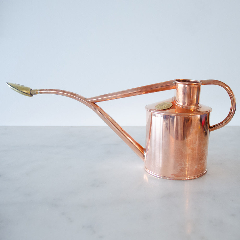 Haws Copper Indoor Watering Can - 1L
