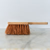 Dustpan Brush - Natural Bristle