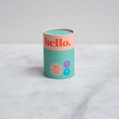 Hello Menstrual Cup - 2 pack