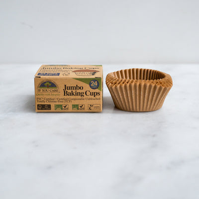 If You Care Unbleached Chlorine Free Baking Cups