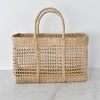 Rectangle Seagrass Net Basket
