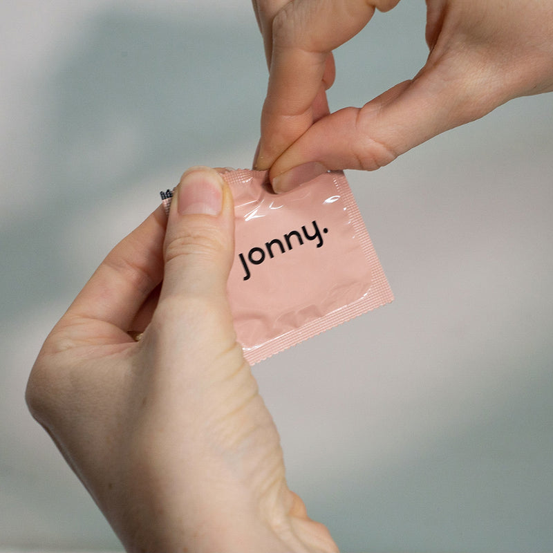 Jonny Vegan Condoms - Lovers Dozen