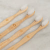 Love Your Planet Adult Bamboo Toothbrush - 4 Pack