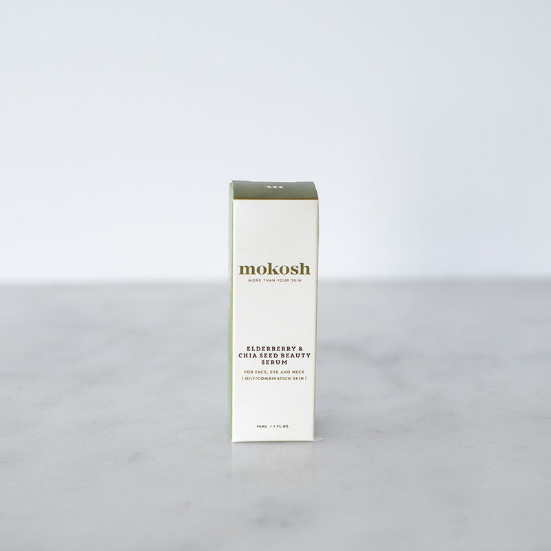 Mokosh Elderberry & Chia Serum