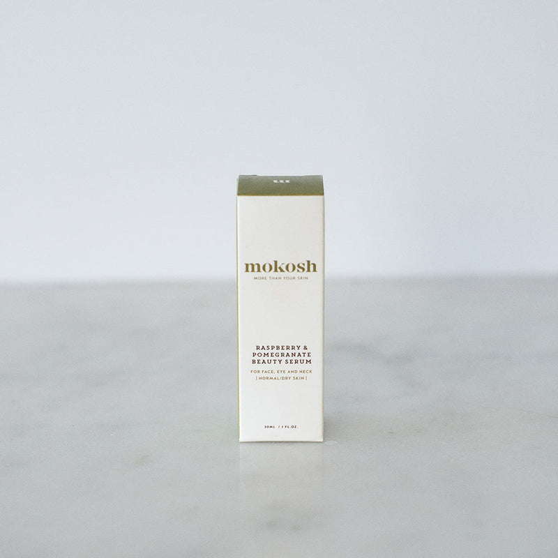 Mokosh Raspberry & Pomegranate Serum