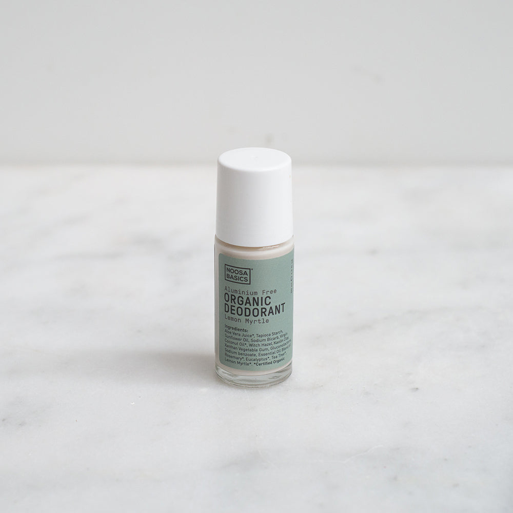 Noosa Basics Deodorant Roll On - Lemon Myrtle