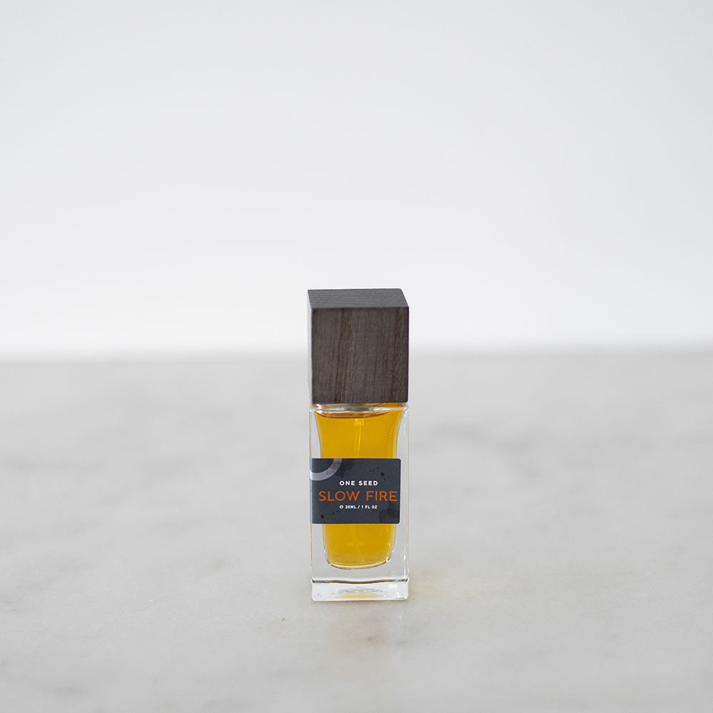One Seed Organic Cologne - Slow Fire