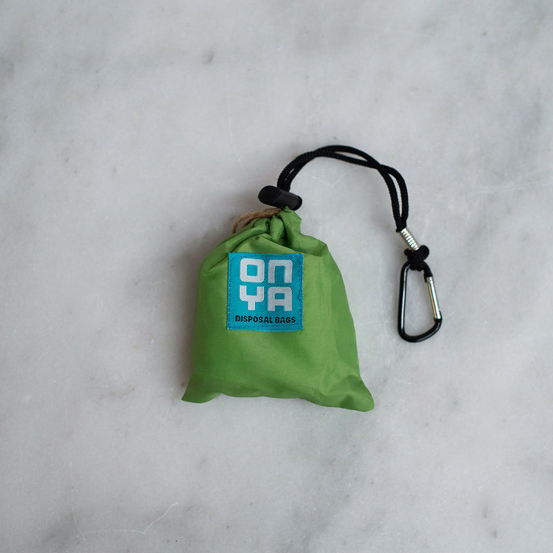 Onya Compostable Dog Waste Disposal bags & Pouch